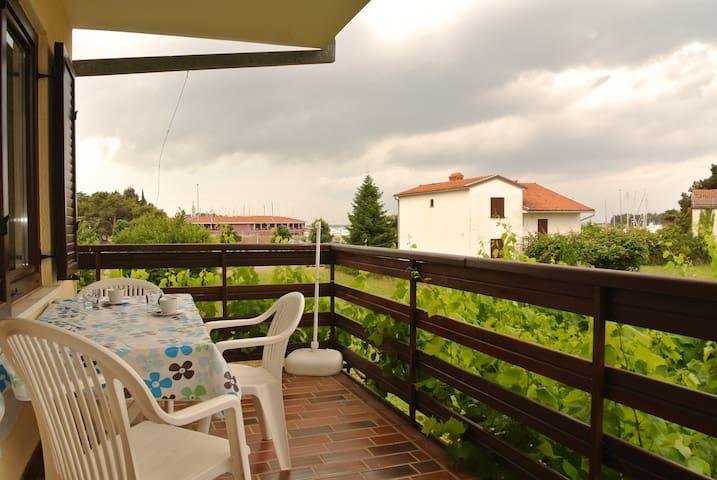 House Silvester - blue appartment - Novigrad - Appartement