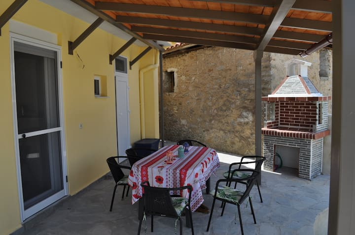 Stone House Avdira Village (1st Floor - Room C)