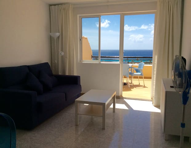 ocean front  top floor  Wi-Fi  (11) - Morro Jable - Appartement