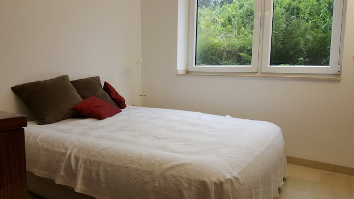 1 bedroom C with bath in Villa