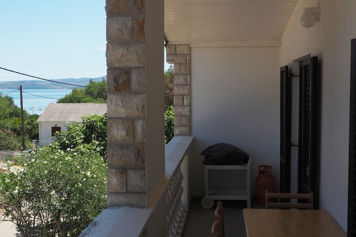Penthouse Apartment Marijan bei Zadar