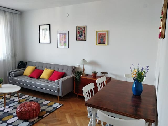 Apartment Diocletian 2 (near Old town)