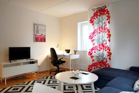 New and safe apartment in city. Tourists&business! - Tallinn