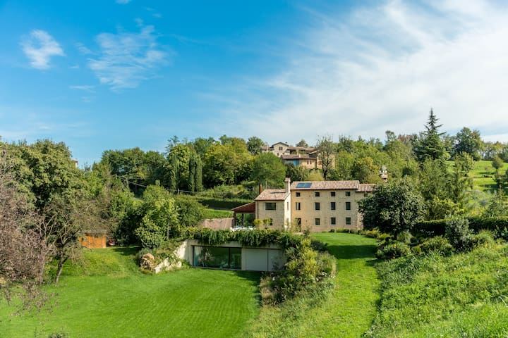 Luxury Relax Villa Asolo Golf (Full House) - Cavaso del Tomba - Casa