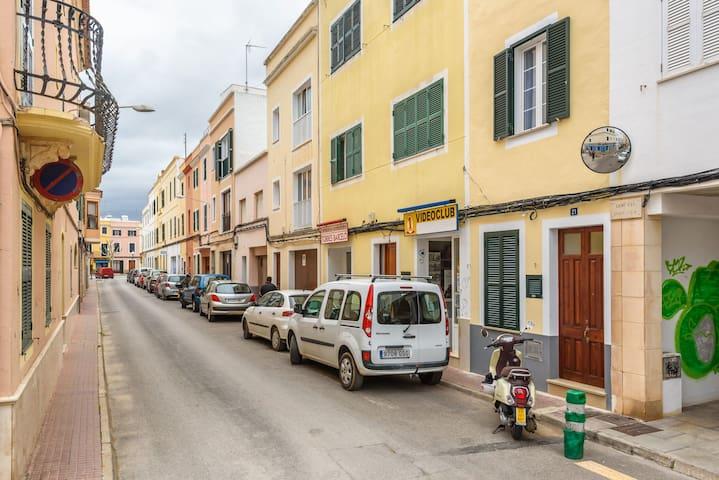 Comfortable town house with flair - Villa Ca S'Avi Biel