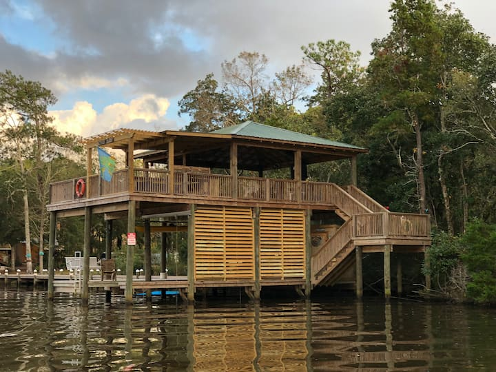The Cabin on the River