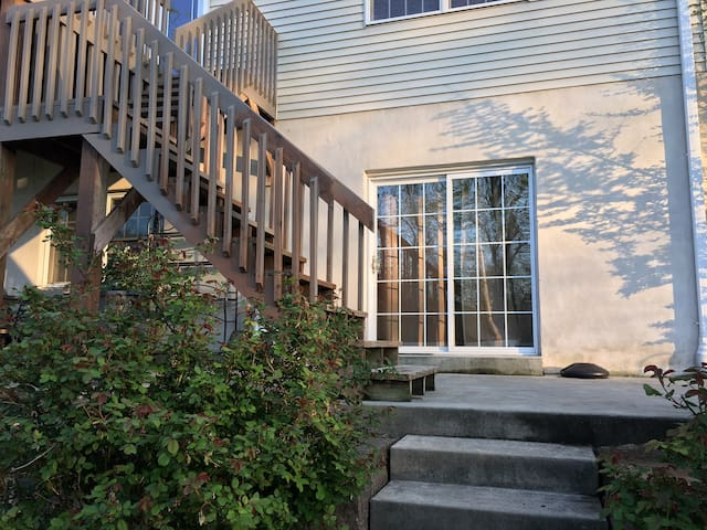 Quiet, Comfy, Downstairs Apartment - Hummelstown - Apartament