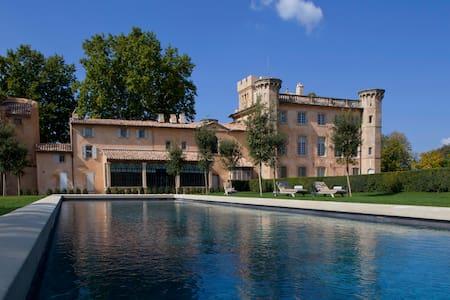 Villa Baulieu - Rognes - Castle