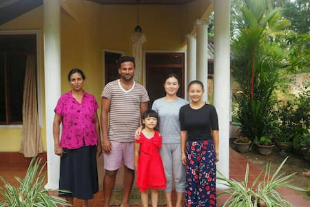 Great location...Awesome family - Balapitiya - House