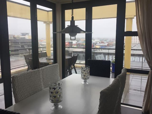 Penthouse Apartment - Palmerston North - Lägenhet