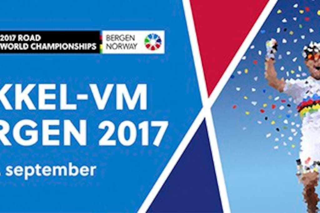 UCI Road World Championships in Bergen, Norway 2017.