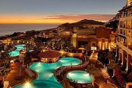 Beautiful Ocean view at Pueblo Bonito Sunset Beach - Cabo San Lucas