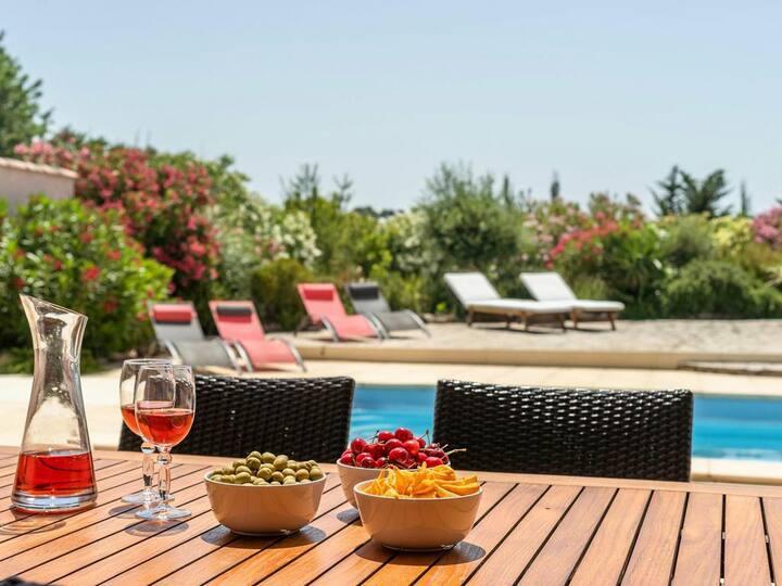Belle Villa huren in zuid Frankrijk Villa Aude Vie