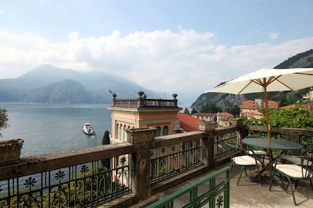 Villa Guardini Art Deco Villa with amazing lake view in Varenna - Varenna