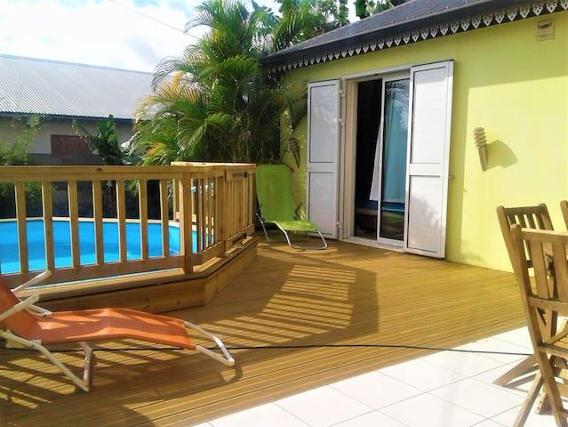 Maison Futol avec piscine - Ravine des Cabris - House