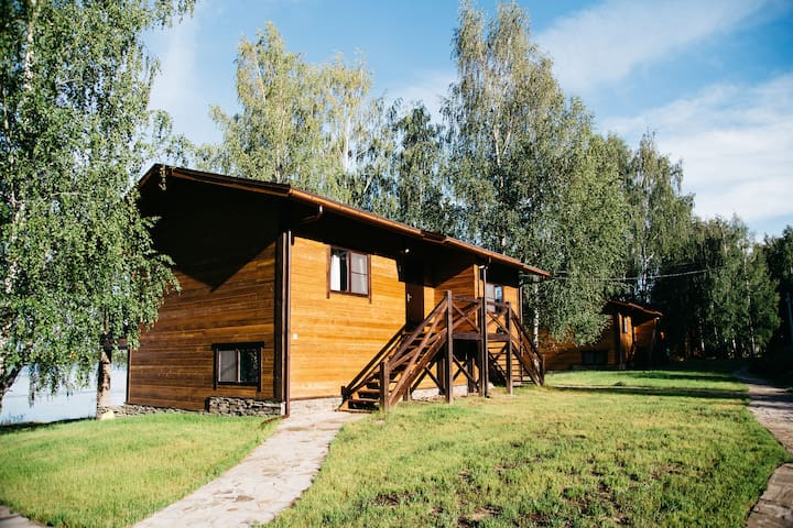 Апартаменты - Lunevo - Byt se službami (podobně jako v hotelu)