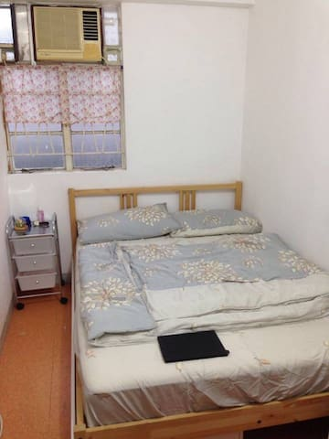 Tai Wai Apartment near Metro - Hong Kong - Bed & Breakfast