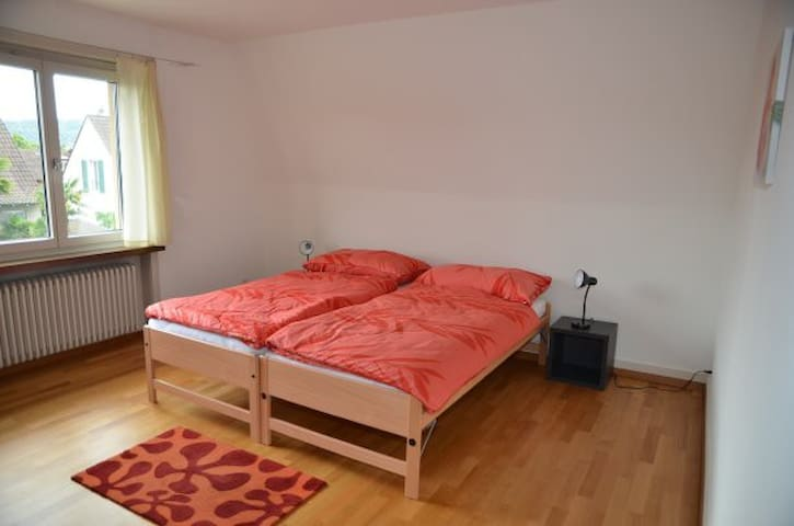 Comfortable apartment close to St. Jakob (1266)