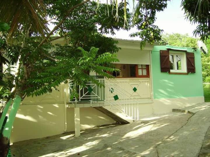 Jolie Maison Sous Les Tropiques à Deshaies