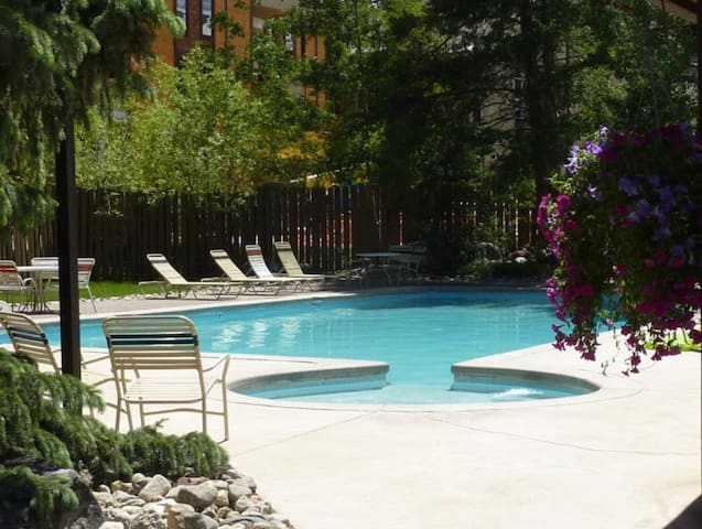 LOCATION!! Walk to Main and Peak 9! - Breckenridge - Condominium