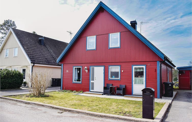 Holiday cottage with 4 bedrooms on 135m² in Vimmerby