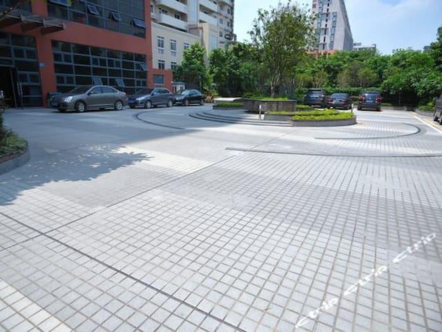 广州印象琶洲酒店公寓(磨碟沙地铁B出口) - กวางโจว - อพาร์ทเมนท์