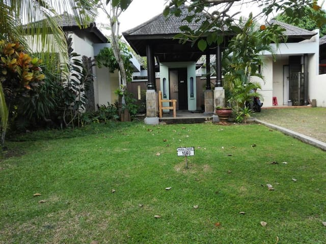 Beautiful villa in tanjung lesung