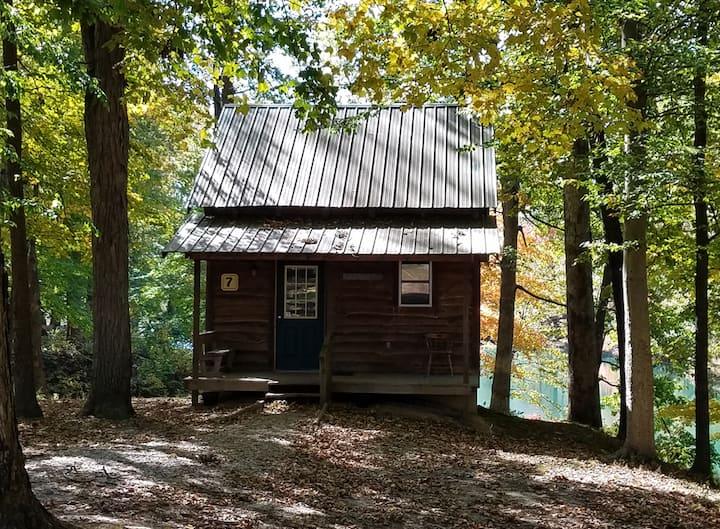 Rustic Cabin 7