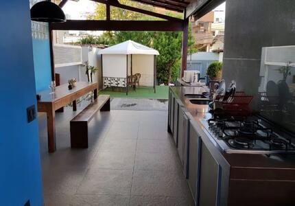Quartos individuais em casa na Pampulha