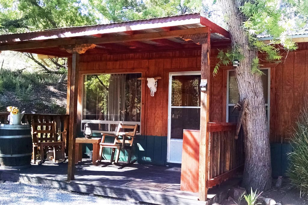 Hideout Cabin at New Mexico Cabin Rentals
