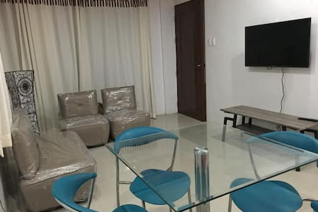 Short stay furnished apt - Bacolod