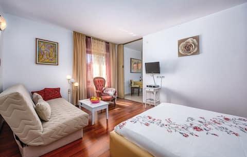40 m2 apartment with terrace in Musalez, Porec