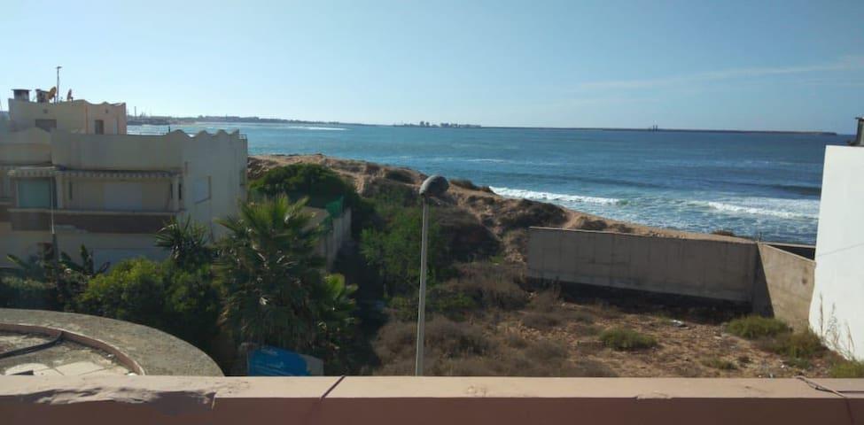 Villa - vue sur la plage la siesta