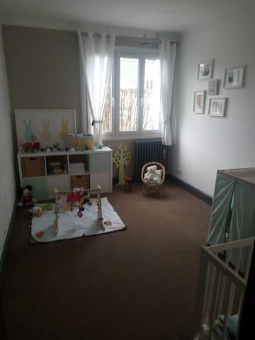 100m2 à Canclaux, idéal pour les familles ! - Nantes - Appartement