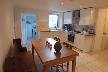 6 Fore Street - Polruan Holiday Cottages Cornwall - Polruan - Haus