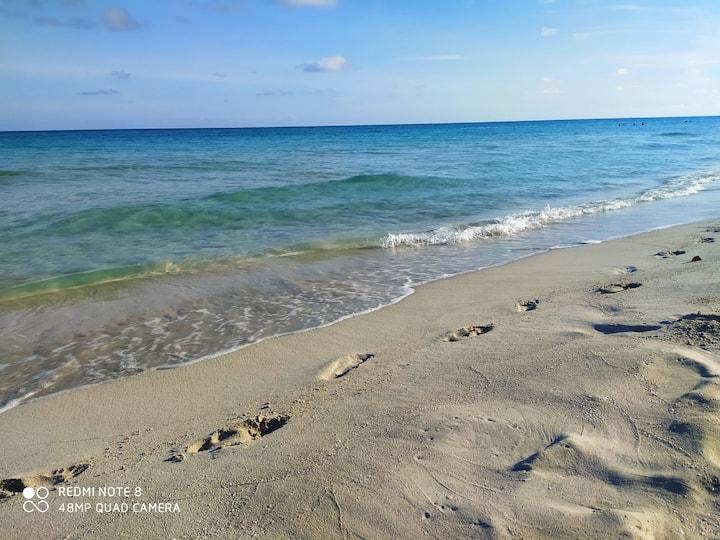 Relax! It's beach time. Hostal Maritzabel. H3