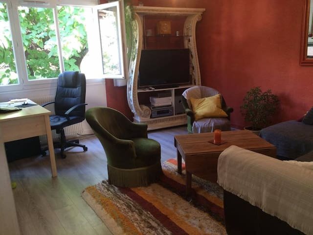 Appartement complet calme proche centre ville - Clermont-Ferrand - Apartamento