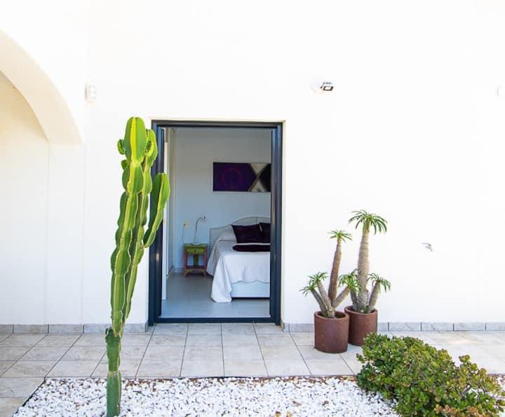 Apartamento Familiar con piscina en Las Negras