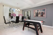 Dining Room/ Game Room