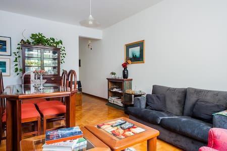 Double room near Av. Paulista - San Paolo - Appartamento