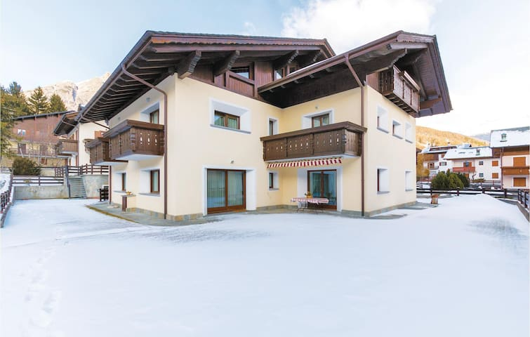 Holiday apartment with 1 room on 30m² in Bormio (SO)