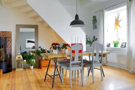 2 etasjer, sentralt og moderne, hjertet av Torshov - Oslo