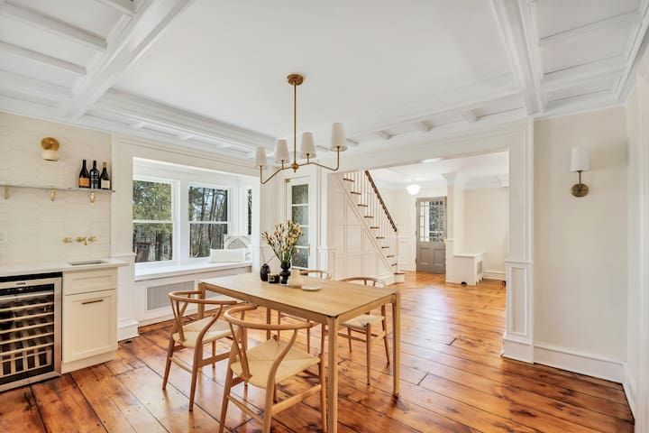 Newly Renovated Modern Farm House in Westchester.