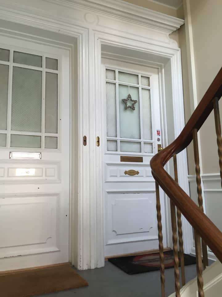 Room for 1 or 2 in cozy Frederiksberg