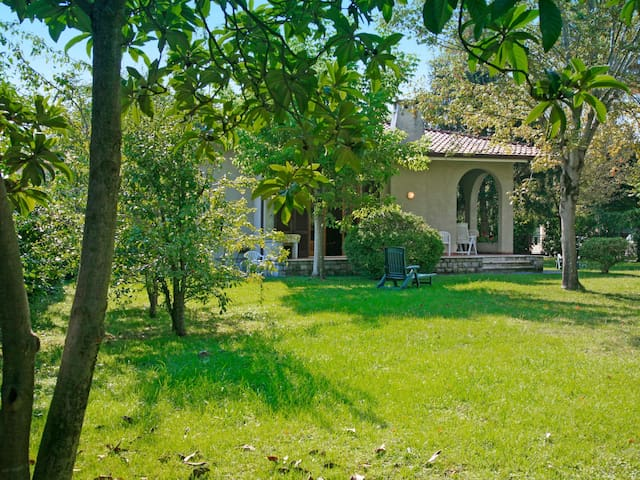 Villa Pietro in Forte dei Marmi