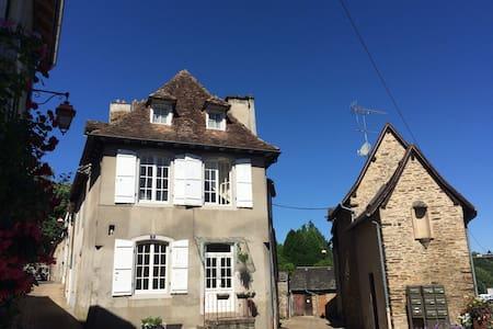 Charmante maison en centre ville 2 chambres