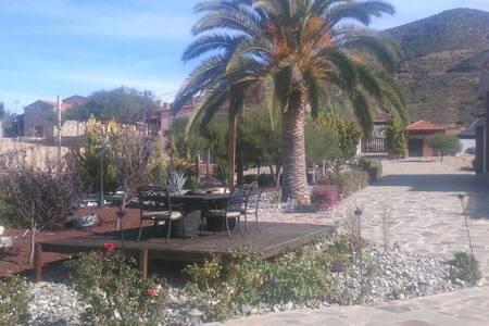 Romantic suite in valle deGuadalupe - Villa de Juárez - Apartament