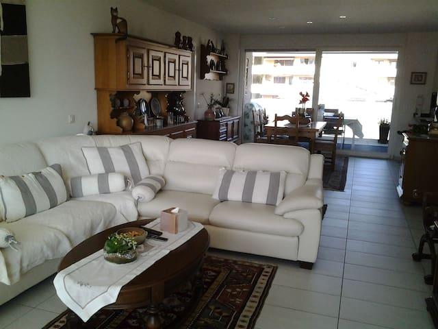 region des 4 vallez chalet miserez - Riddes - Apartment