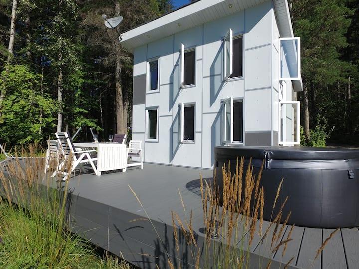 Stormtrooper Loft Cabin