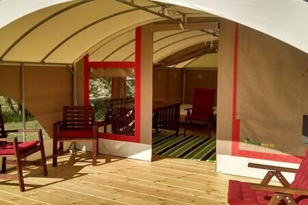Tunneltent camping Chvalsiny - Chvalšiny - Tenda